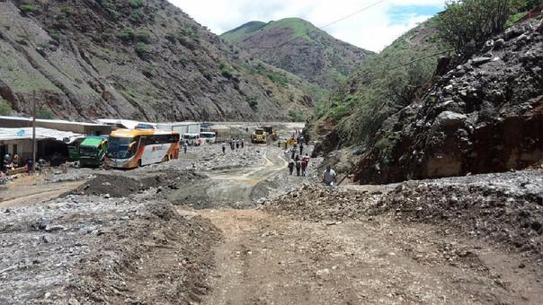 Carretera une a Chiclayo con el nororiente