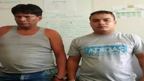 Detenidos por billetes falsos
