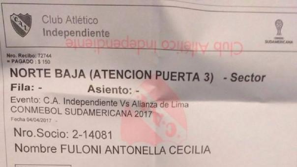 Alianza Lima fue fundado el 15 de febrero de 1901.