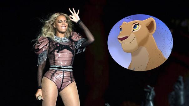 Beyoncé ya ha prestado su voz para personajes animados