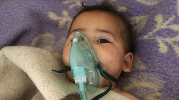 Los muertos en Siria ascienden a 72 por el ataque químico