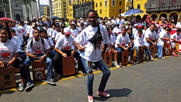 Festival del Cajón