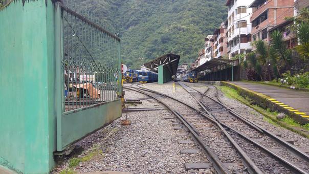 Estación de Trenes Machupicchu