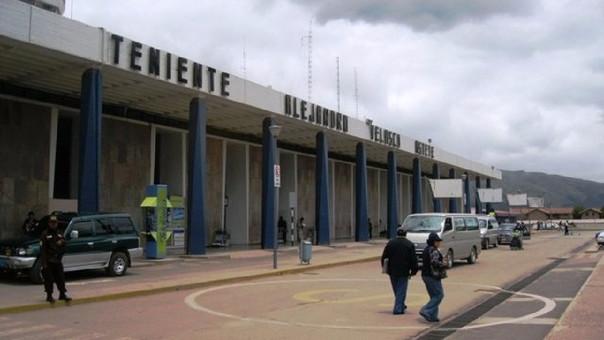 Aeropuerto de Cusco