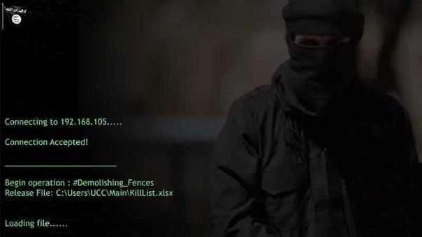 Hackers afiliados a ISIS publicaron lista con casi 9 000