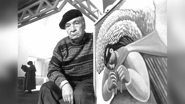 Andrés Zevallos, pintor y escritor cajamarquino