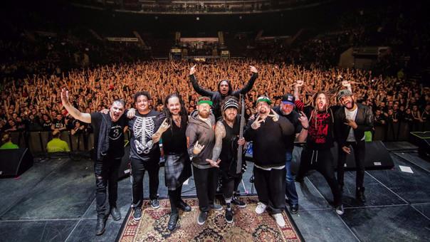 En su presentación en Perú, Korn no tocará junto a Fieldy, su bajista original.