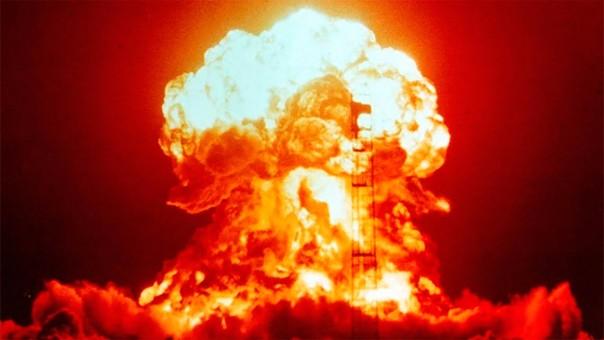 Las bombas nucleares solo fueron usadas dos veces en una guerra, ambas por Estados Unidos.