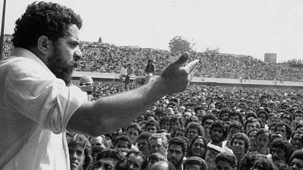 Luiz Inácio Lula da Silva fue un reconocido dirigente sindical brasileño.