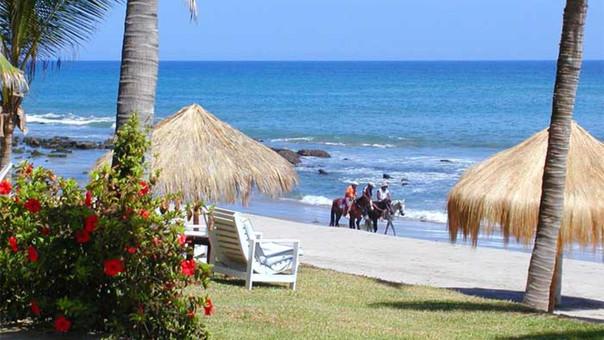 Las playas de Tumbes como Zorritos y Punta Sal están listas para recibir a los viajeros, señaló Promperú.