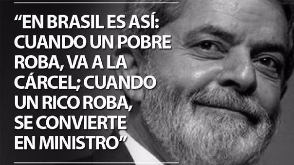 La Profética Frase Que Persigue A Lula Da Silva 29 Años
