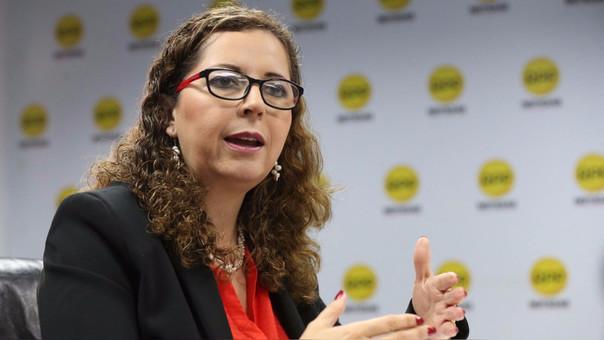 Rosa Bartra, congresista de Fuerza Popular
