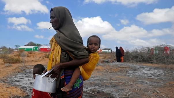 Muertes masivas en Nigeria y Yemen por hambruna — Alerta de ACNUR