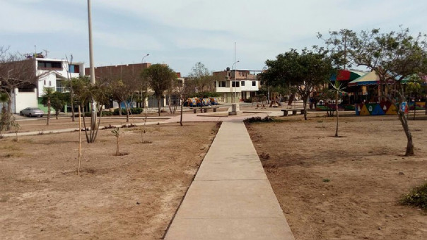 Parque desértico