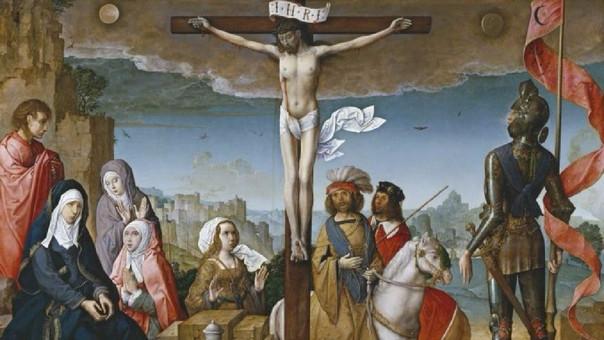 Polémica por la crucifixión de Jesús.