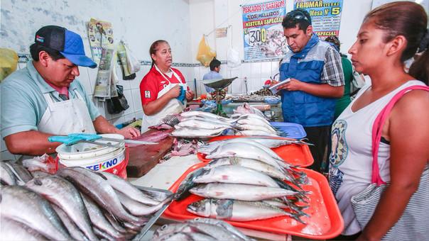 El público objetivo de la campaña son los pescadores, vendedores y consumidores.