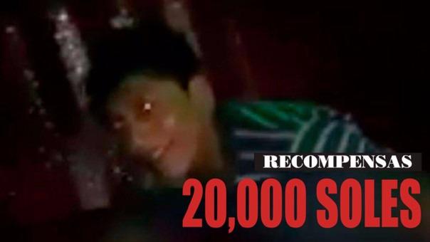 Luego de que se dio a conocer el caso, la Policía ofreció 20,000 por el sospechoso.
