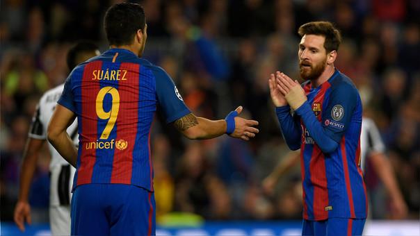 Barcelona perdió el invicto en la actual edición de la Champions League ante Juventus.