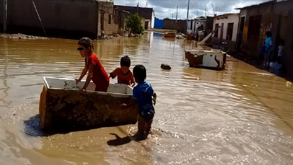 Nuevo mapa de pobreza tras lluvias