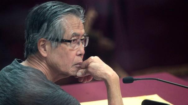 Alberto Fujimori está preso por crímenes contra los derechos humanos durante su gobierno.