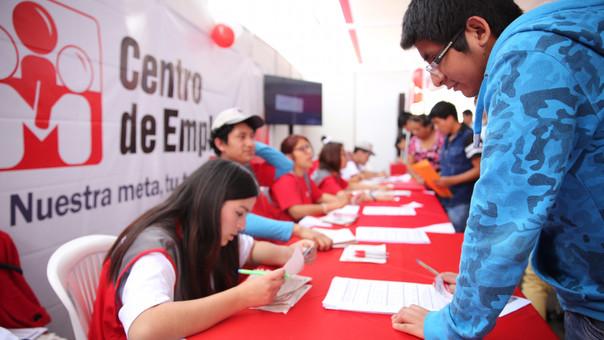 El MTPE busca que jóvenes, grupos vulnerables y público en general tengan acceso a empleos formales y dignos.