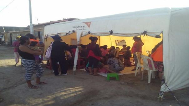 Ayuda de la sociedad civil a zonas afectadas por lluvias