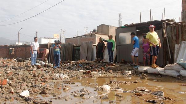 Las personas que ya posean terrenos en zonas de riesgo no mitigable no se verán afectadas por este proyecto, afirmó el ministro Trujillo.