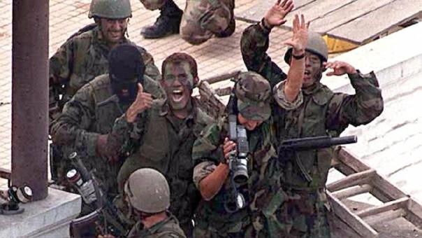 Comandos de Chavín de Huántar rescataron a 71 rehenes.