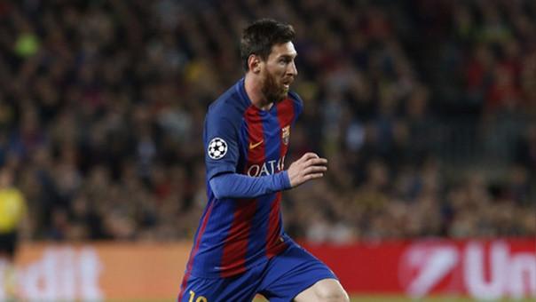 Lionel Messi tiene una oferta para unirse al Manchester City de Pep Guardiola.