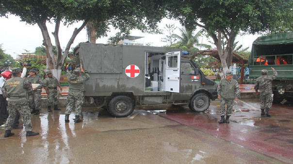 Ejército brigada
