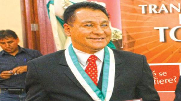 Koko Giles fue alcalde de Huánuco en los períodos (2006-2010) y (2011-2014).