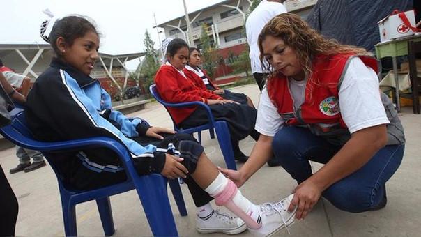 El acto también simulará cómo se atendería a los heridos en una emergencia.