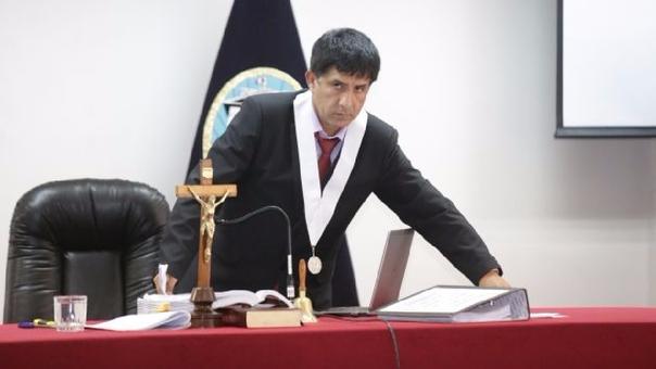 COncepción Carhuancho pidió 18 meses de prisión preventiva en contra de Peter Ferrari, a quien se le acusa por lavado de activos de la minería ilegal.