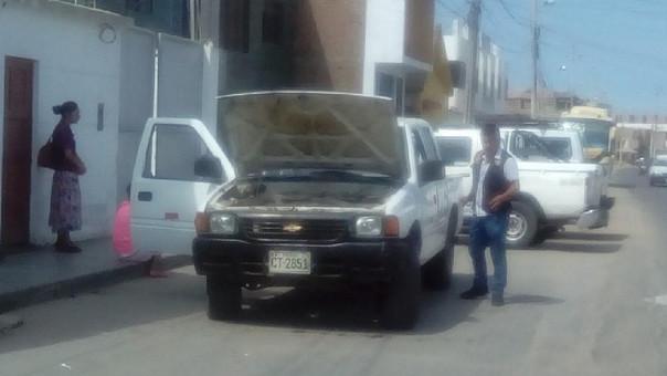 Camioneta Divincri