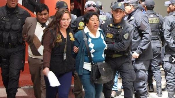 Cumplieron 18 meses de prisión preventiva en los penales de Puno y Lampa.