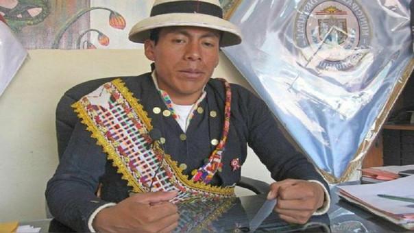Alcalde de Cotabambas