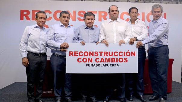 Cinco claves del proyecto [Interactivo — Reconstrucción