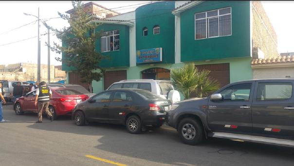 Comisaría de Arequipa