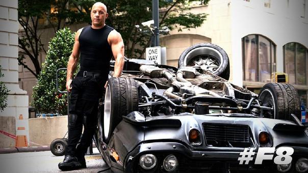 Vin Diesel (Dom Toretto)