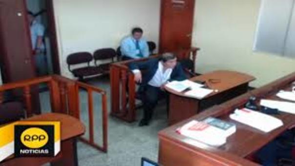 Juez expulsa a fiscal que llegó ebrio a la audiencia — Chimbote