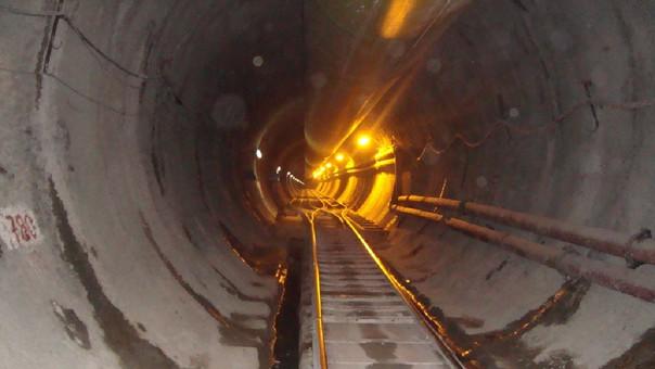 Túnel trasandino de Olmos