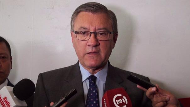 El ministro Alfonso Grados anunció que esta semana se presentará la propuesta de reforma laboral al Consejo Nacional del Trabajo.