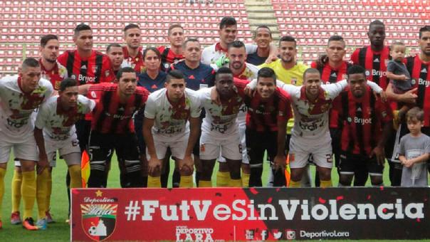 Jugadores en Venezuela guardaron minuto de silencio por víctimas de las protestas