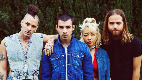 La banda formada para Joe Jonas, Jack Lawless, Cole Whittle y JinJoo Lee se formó en 2015.