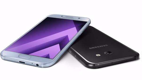 Samsung línea A