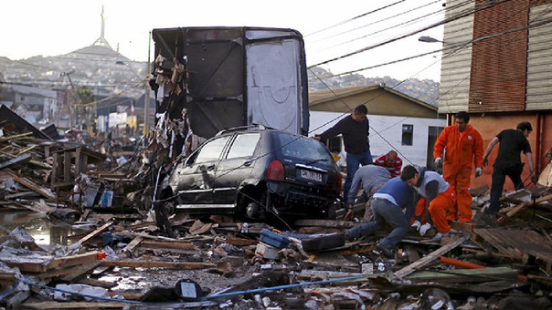 Chile en riesgo; determinan donde se producirá el próximo