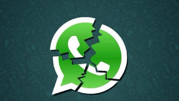 La aplicación de mensajería instantánea sufre una caida global este miércoles.