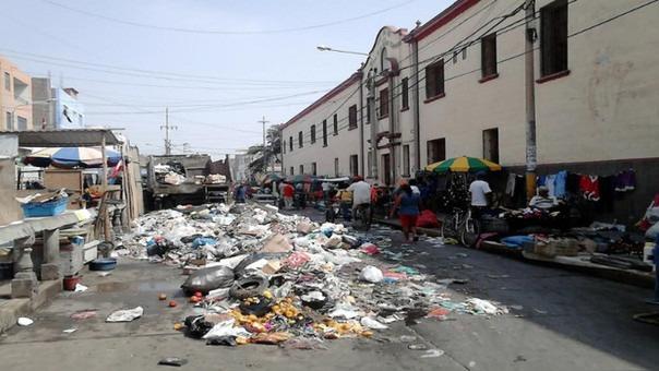 basura Chiclayo