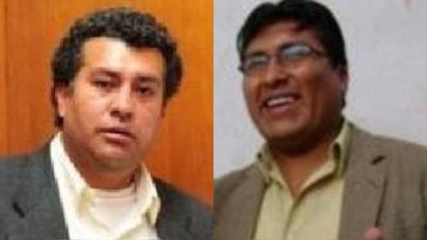Se les acusa de colusión ilegal agravada y defraudación al Estado Peruano.