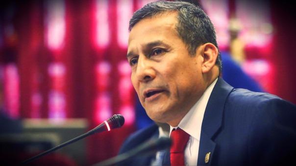 Humala reconoció el pasado miércoles los audios investigados por Fiscalía, pero rechazó la versión de que estos lo impliquen con situaciones ilícitas.